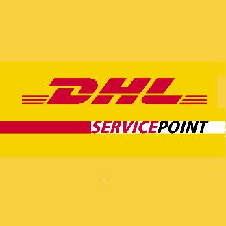 DHL Servicepunt bij de AH in Bavel