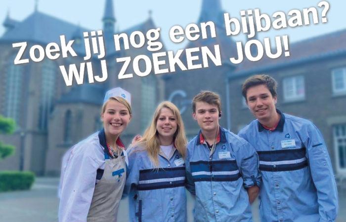 Kom werken bij Albert Heijn Bavel!